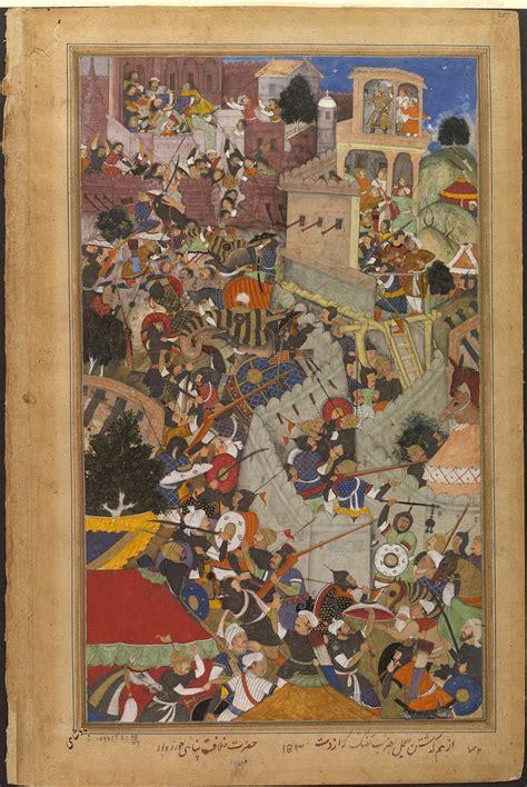 siege emperor siege of chittorgarh