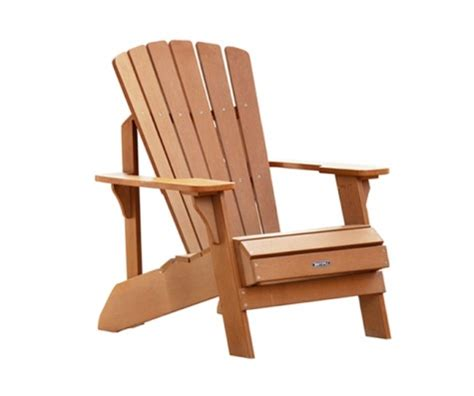 lifetime faux wood adirondack chair 居庭有限公司