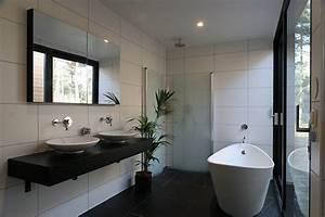 salle de bains design 73jpg photo deco maison idees With salle de bain design avec fausse fenetre décoration intérieure