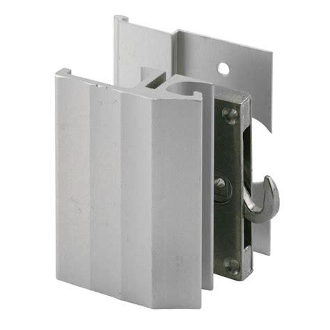 screen door handle prime line sliding screen door latch and pull a 152 the