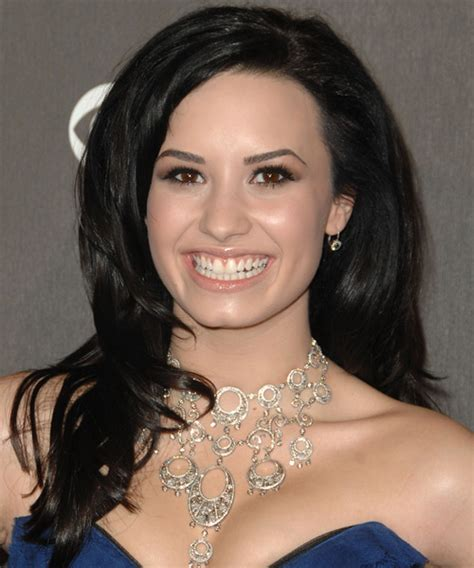 hair styles for longer hair demi lovato hairstyles in 2018 1677