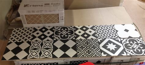 carreaux de ciment cr馘ence cuisine carrelage mosaique leroy merlin affordable carrelage mosaique design fabuleux angers