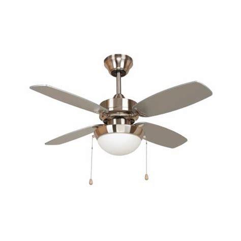36 inch ceiling fan with light ashley bright brush nickel one light 36 inch ceiling fan