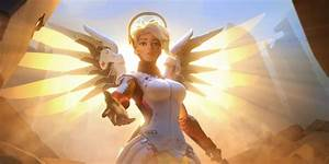 Mercy is the most terrifying character in Overwatch - Kill ...