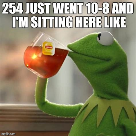 Sitting Frog Meme - but thats none of my business meme imgflip
