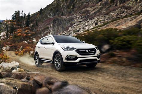 Hyundai Reveals Updated 2017 Santa-fe & Santa-fe Sport In