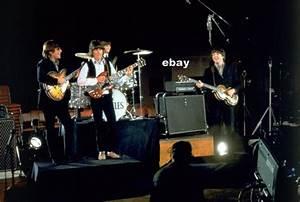 Beatles 1966 Rain Promo Clip w Epiphone Casino Gibson SG ...