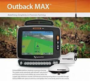 Max Spec Sheet  U2013 Outback Guidance