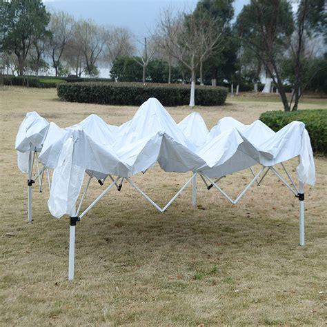 canopy pop up tent 10 x 10 ez pop up canopy tent gazebo