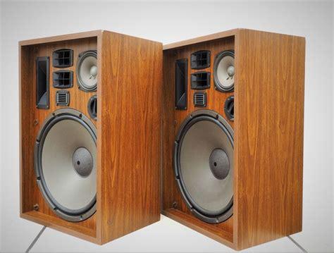 kenwood kl  vintage  speaker set catawiki