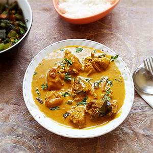 Chicken Curry With Coconut Milk Recipe — Dishmaps