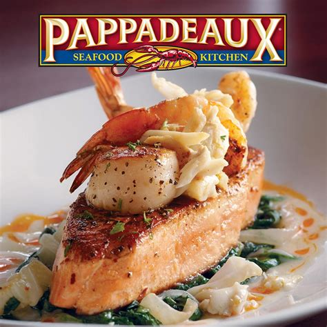 pappadeaux seafood kitchen   seafood