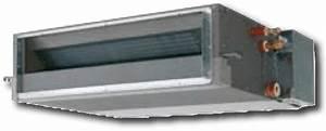 Clim Reversible Sans Groupe Exterieur Avis : la climatisation r versible quasi invisible le gainable ~ Edinachiropracticcenter.com Idées de Décoration