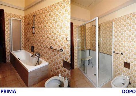 cambio vasca da bagno in doccia edilbook ristrutturazioni trasformazione di una vasca da