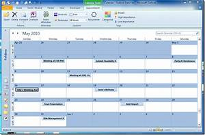 Enrich Imported Outlook Calendar In Visio 2010