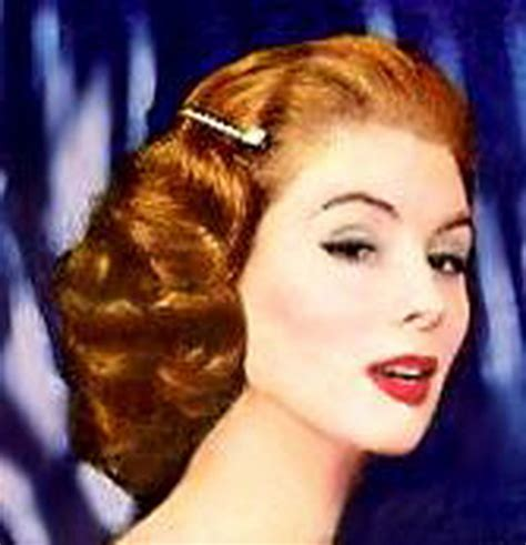 How To Do 1950s Hairstyles For Hair by 1950s Hairstyles For