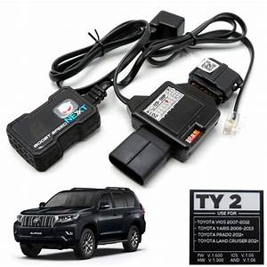 Ty2 Speed Ecu Accelerator Control For Toyota Vios Yaris U0026 39 06
