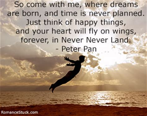 peter pan quotes  time quotesgram