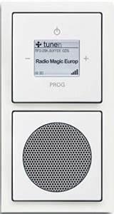Berker Unterputz Radio : lll unterputz radio der sound im schaltdesign ratgeber ~ Udekor.club Haus und Dekorationen