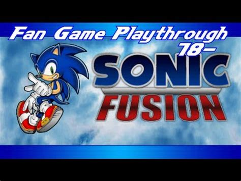 sonic fan games online full download fan game playthrough 17 sonic black ace