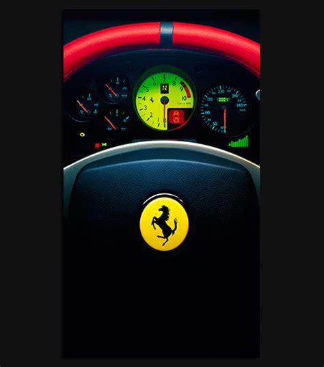 ferrari hd wallpaper   iphone  spliffmobile