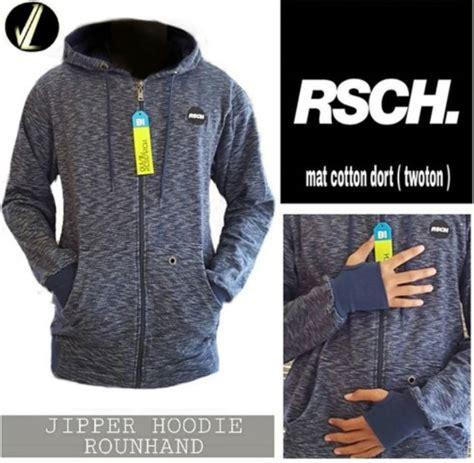 jual jaket sweater rsch kualitas distro di lapak mahdaen