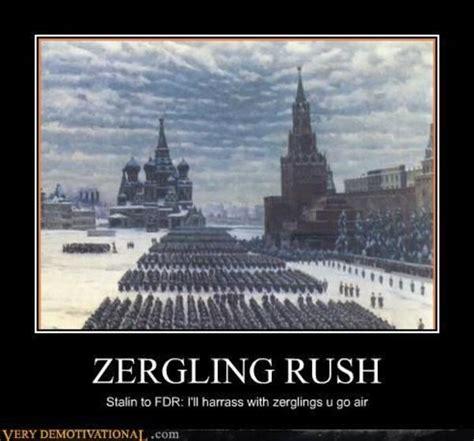 Zerg Rush Know Your Meme - image 110498 zerg rush know your meme
