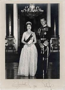 Queen Elizabeth & Prince Philip SP