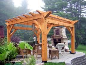 Outdoor Garden Pergola Design