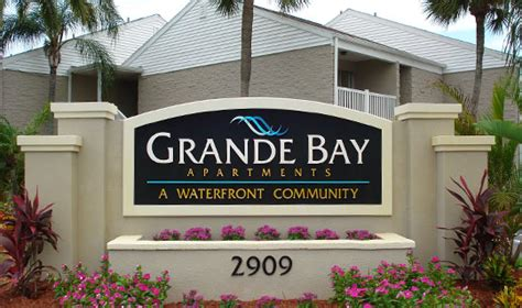 Waterfront Apartments Clearwater Fl by Grande Bay Apartments In Clearwater Fl
