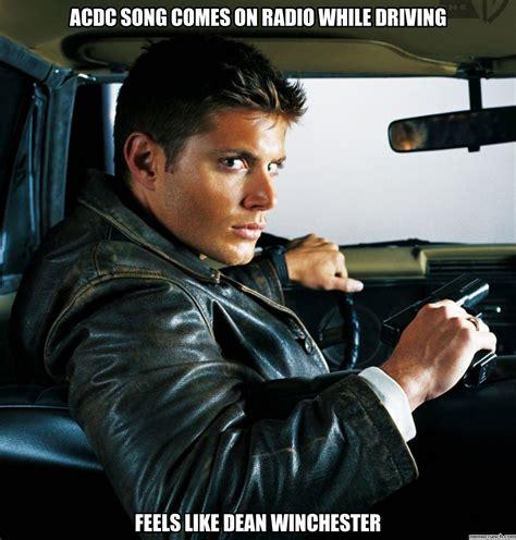Dean Winchester Memes - dean winchester