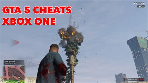 All Cheats And Codes For Xbox One