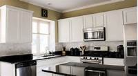 kitchen colors for white cabinets Kitchen Color Inspiration Gallery – Sherwin-Williams