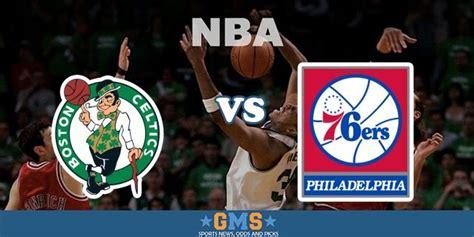 Philadelphia 76ers at Boston Celtics Tickets ...