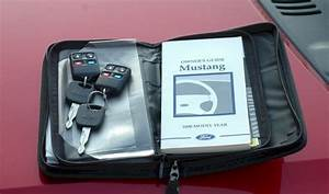 25  2000 Ford Mustang Owners Manual