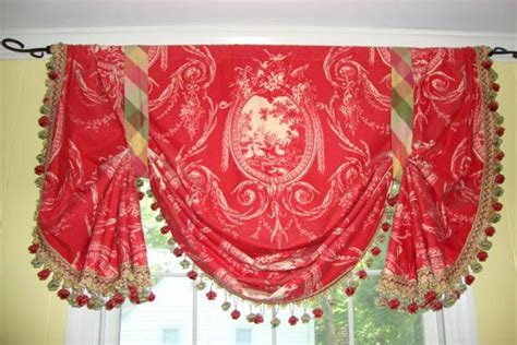 French country roman shades   WINDOW TREATMENTS