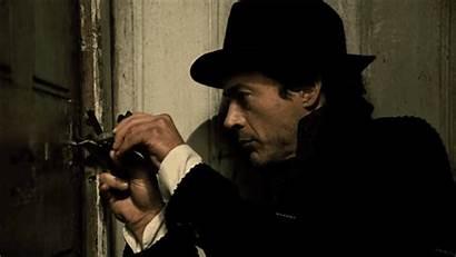 Holmes Sherlock Robert Downey Jr Down Kicking