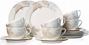 Ritzenhoff Und Breker Fabrikverkauf : ritzenhoff breker kaffeeservice cecilia aus fine china porzellan 18 teilig m bel24 ~ Buech-reservation.com Haus und Dekorationen