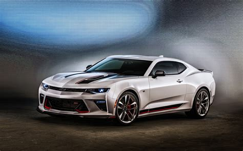 2016 Chevrolet Camaro Ss Concept Wallpapers