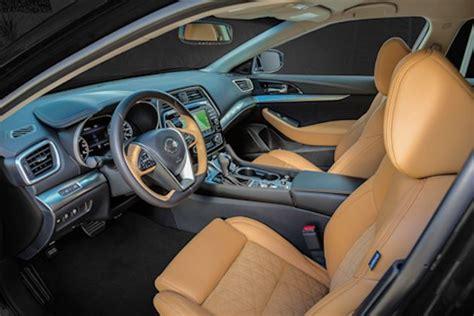 2016 Nissan Maxima Interior by 2016 Nissan Maxima Test Drive Nikjmiles