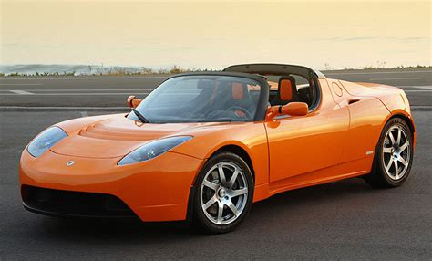 tesla roadster   generation  cars  trucks