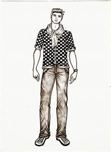Desenhos de Moda: CROQUIS DE MODA MASCULINOS