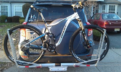 1up usa bike rack 1up usa hitch rack mtbr