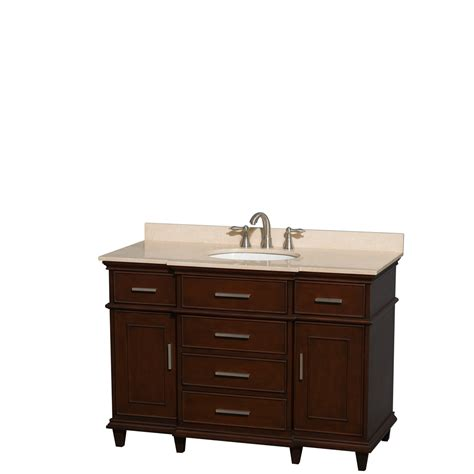 wyndham collection wcv171748scdivunrmxx berkeley vanity