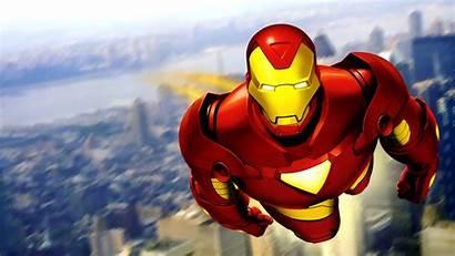 Iron Cartoon Wallpapers Comic Comics Windows Cool
