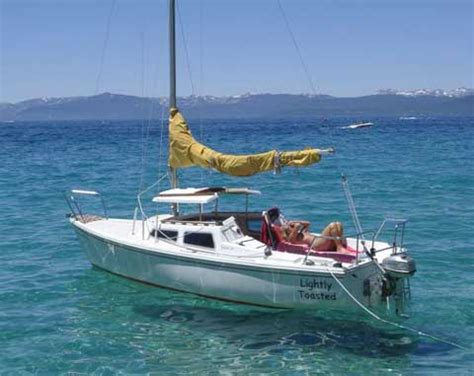 The Boat Review by 22 Review Which Sailboat