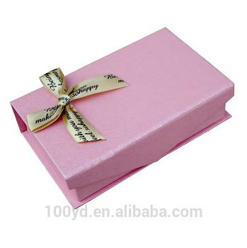 baby pink packaging gift paper box for wholesales buy