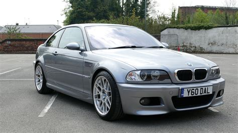 2003 E46 M3 Smg Facelift In Silver Grey  The M3cutters