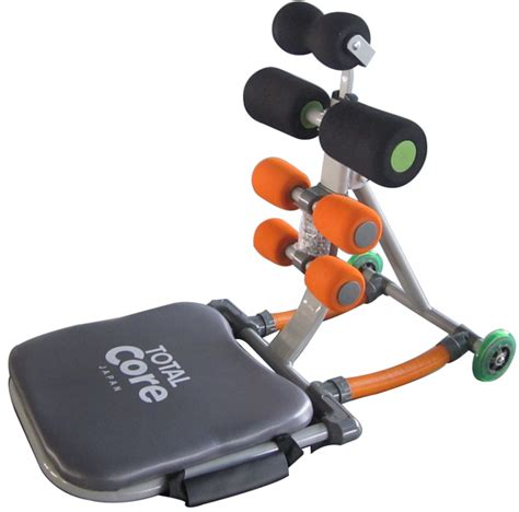 total ab exerciser as seen on tv ab coaster abdominal