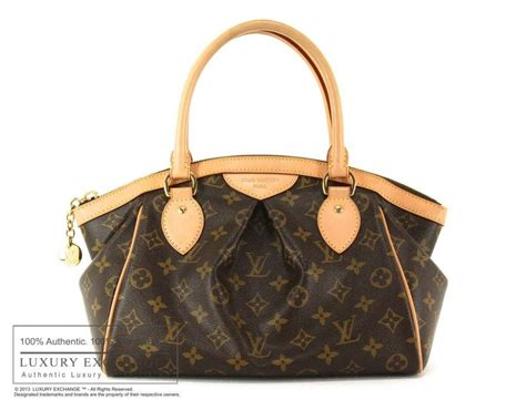 authentic louis vuitton monogram tivoli pm bag